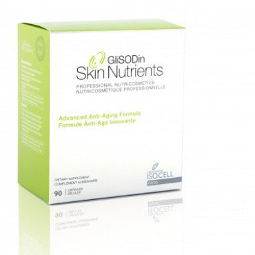 Glisodin Skin Nutrients Advanced Anti-Aging Formula