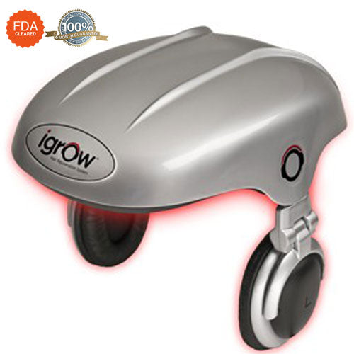 iGrow Laser Hair Growth System for Men and Women by Apira Science