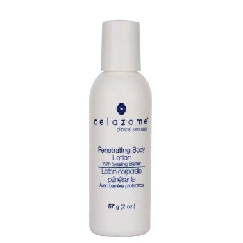 Celazome Penetrating Body Lotion - 2.0 oz Travel Size