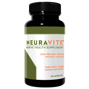 Blaine Labs Neuravite Nerve Health Supplement - 60 Capsules