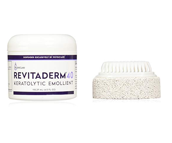 Blaine Labs RevitaDERM40 with Pumice Stone 4 oz.
