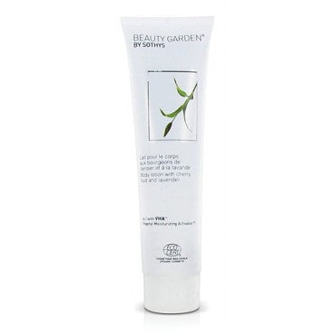 Sothys Milky Body Lotion with Cherry Bud and Lavender