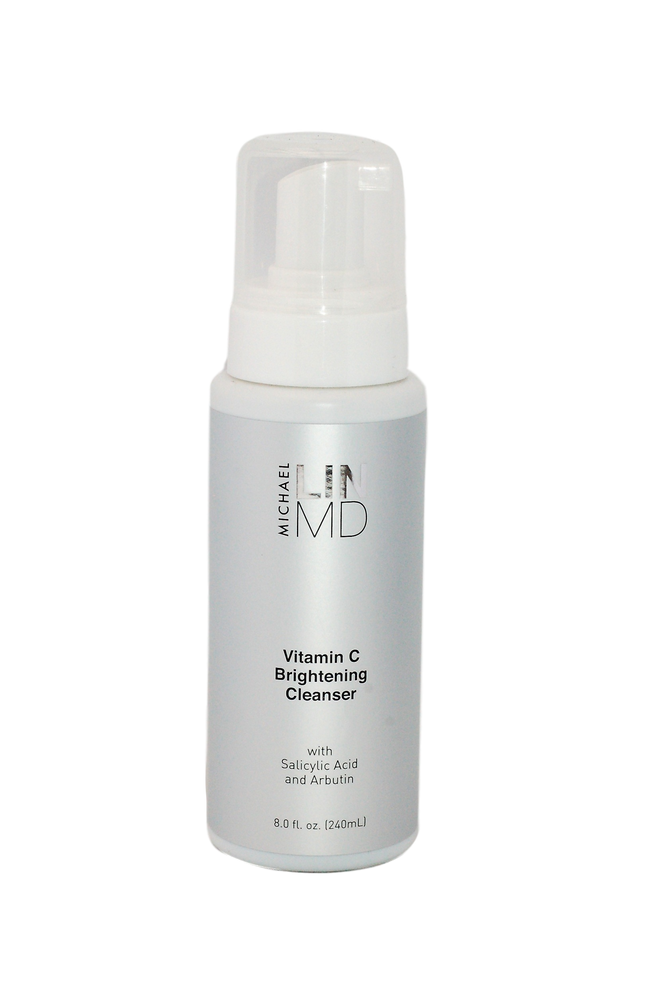 Michael Lin, MD Vitamin C Brightening Cleanser 8 oz