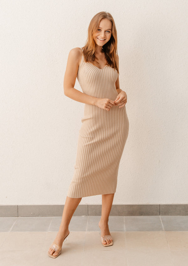 EVA KNIT DRESS