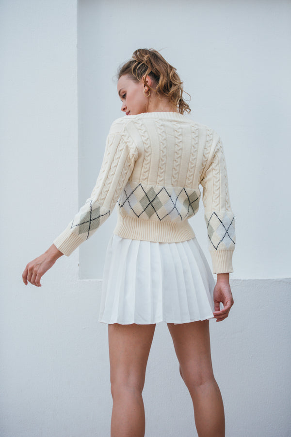 ISABEL KNITTED CARDIGAN
