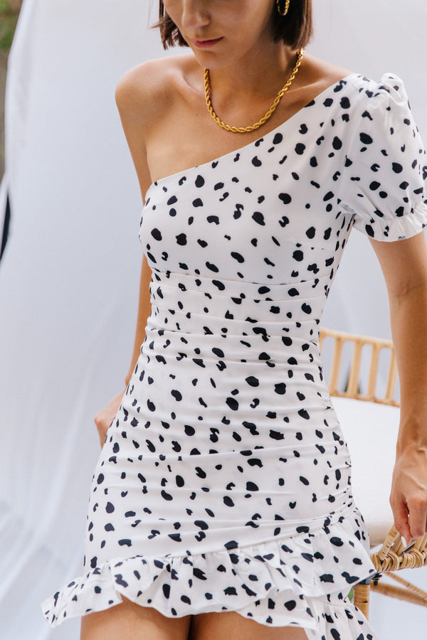 ELLA POLKA DOT DRESS