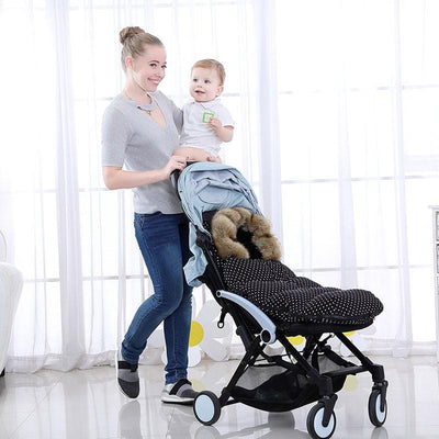 Baby Sleeping Bag Baby Stroller Sleep Sack Baby Footmuff 6