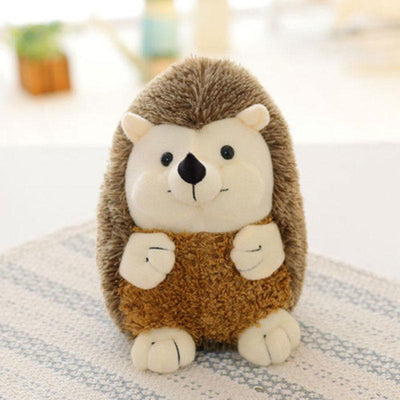 Hedgehog Doll Simulation Animal Plush Toys-4