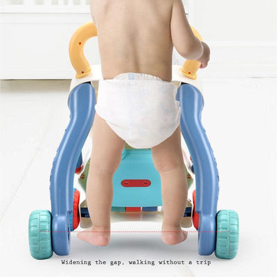 Multifunctional Anti-skid Infant Walker Car-6