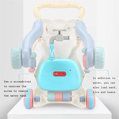 Multifunctional Anti-skid Infant Walker Car-8