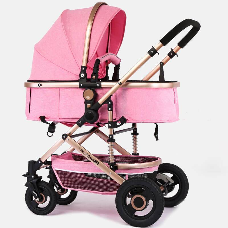Baby Stroller 3 In 1 Baby Car Seat And Stroller Combo Travel Systems Newbabywish