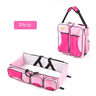baby carry bag pink