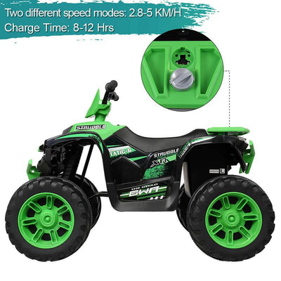 4 Wheel 12V Battery Operated Cars For Kids With Remote Control