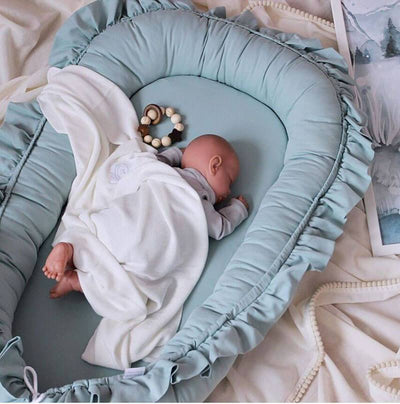 baby lounger pillow