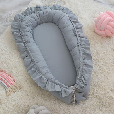 Cute Baby Lounger Snuggle Nest Co Sleeper