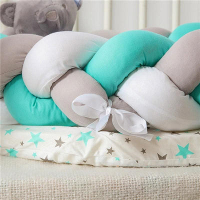 Baby Nest Cotton Bionic Bed-Multicolour-12
