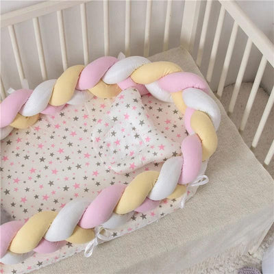 Baby Nest Cotton Bionic Bed-Multicolour-7