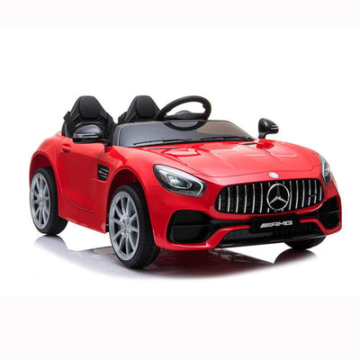 Kids Electric Ride on Car with Remote Control 12v Ride on with 2 Seater Power Wheels