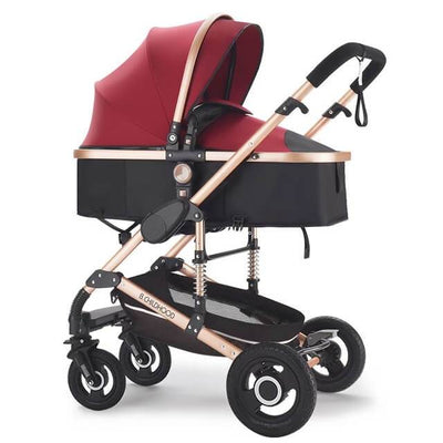 Infant Buggy 3 in 1 Travel Systems-16