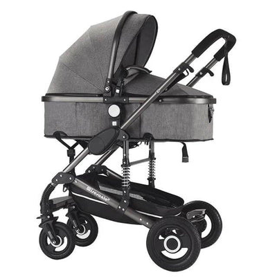 Grey Prams 3 in 1 Toddler Stroller Car Seat