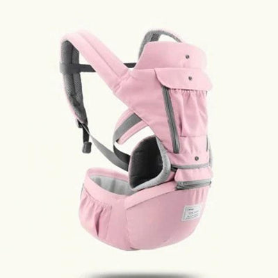 pink baby carry bag