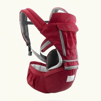 baby sling wrap-red baby sling