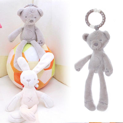 Newbabywish Rabbit Bear Animal Toys