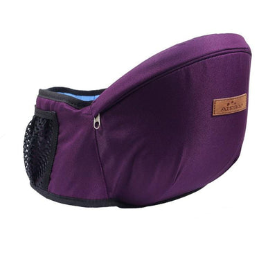 wrap sling-purple