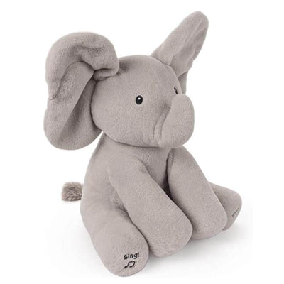 Plush Elephant Stuffed Animals Hide And Seek Elephant Toy