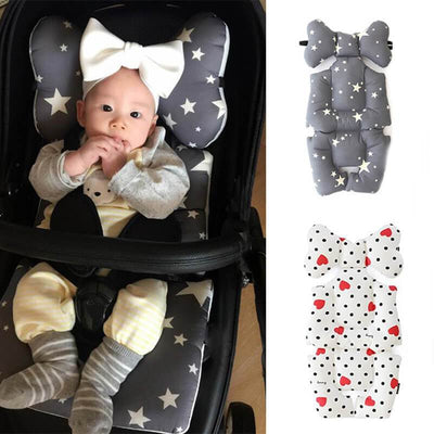 Universal Infant Car Seat Insert Cushion Stroller Insert