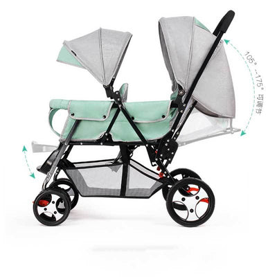 Double Jogging Stroller-6