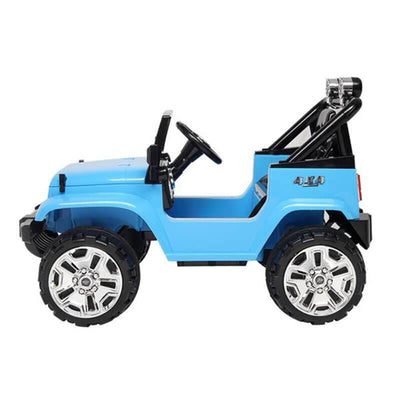 Electric Jeep For Kids Power Wheels Truck For Boys And Girls
