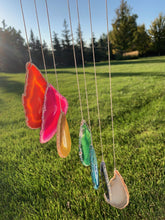 Load image into Gallery viewer, Chakra Tree Of Life Wind Chime wind chime Be Strong