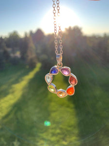 Grounded Chakra Necklace Necklace BeStrong