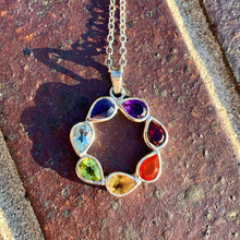 Load image into Gallery viewer, Grounded Chakra Necklace Necklace BeStrong