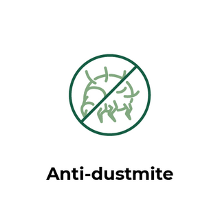 Naturenite latex bedding - anti dustmite