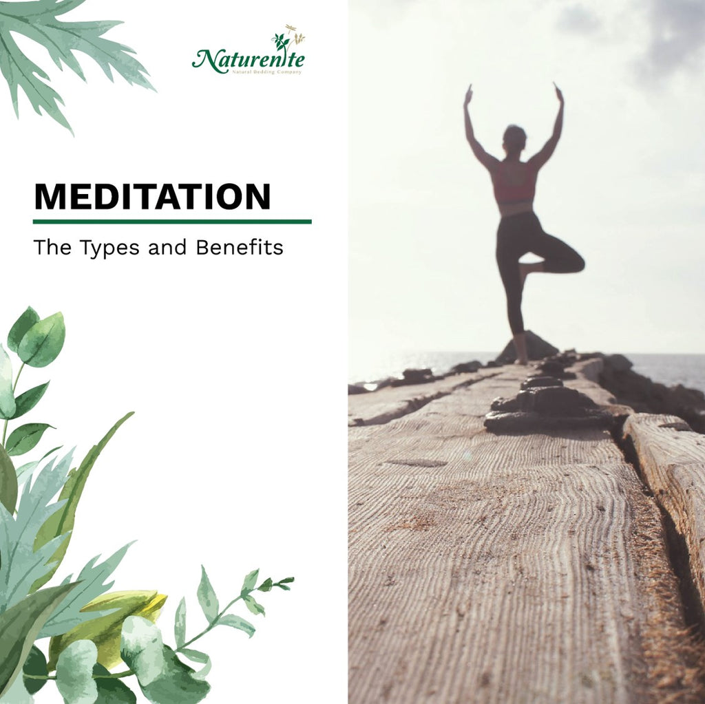 Type of meditations and benefits