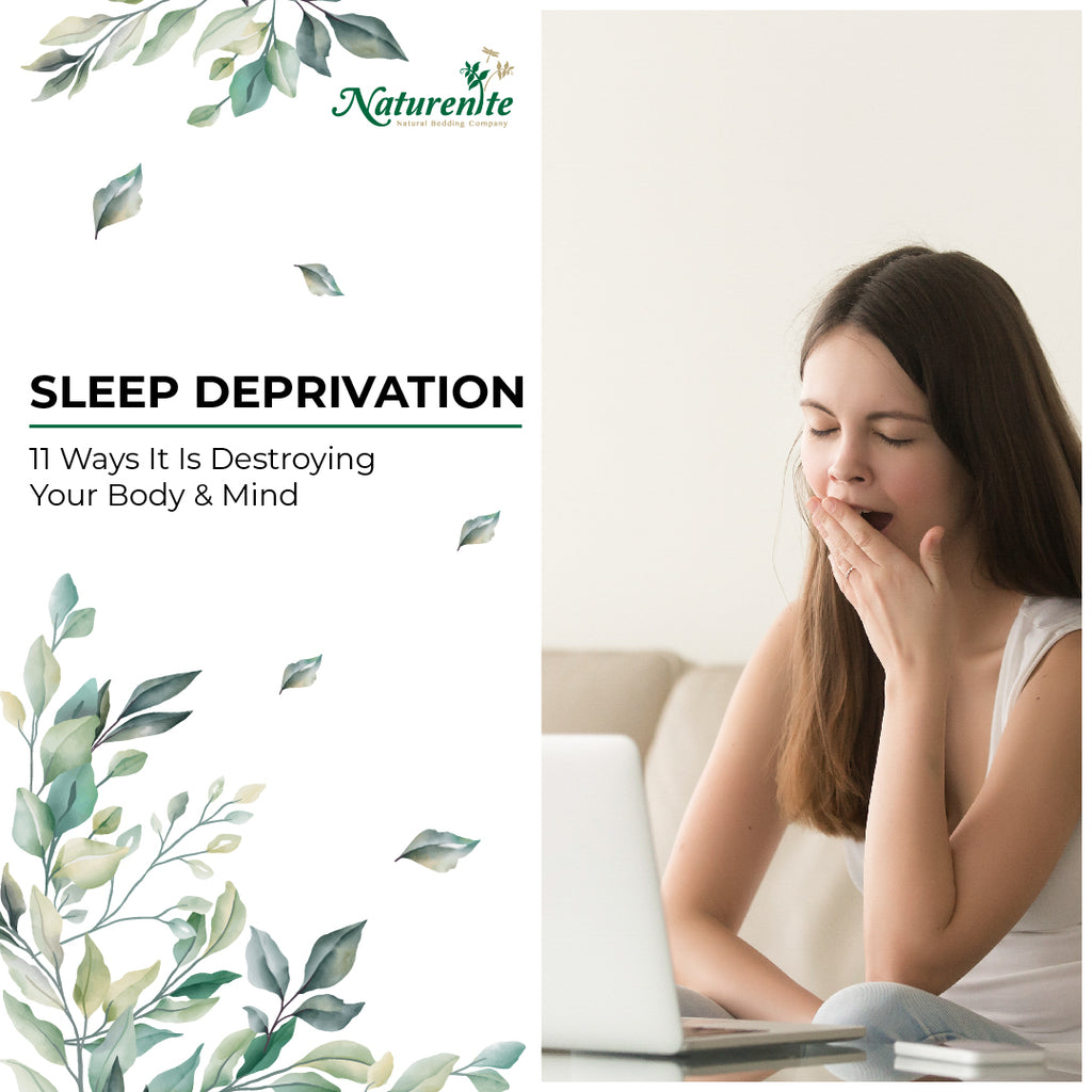 Sleep Deprivation 11 Ways Sleep Deprivation Is Destroying Your Body & Mind