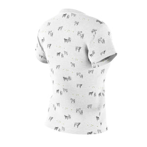 Carefree Cows T, Fitted