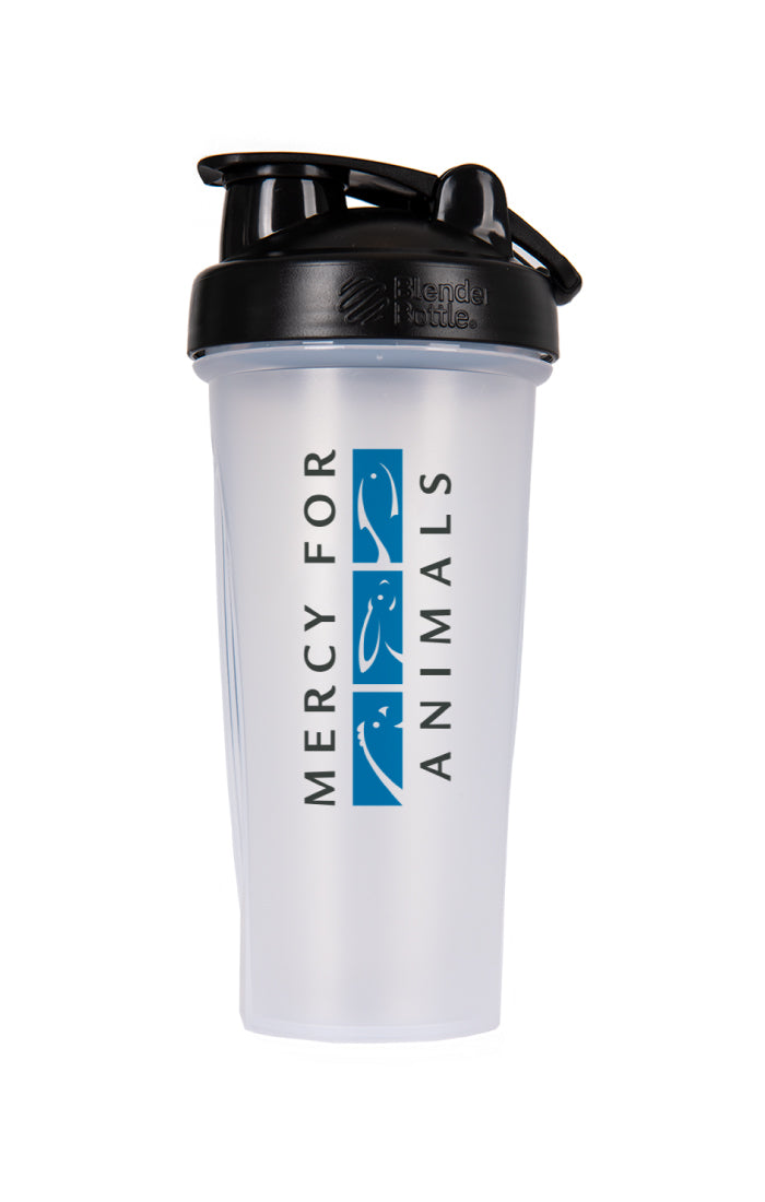 Logo Blender Bottle