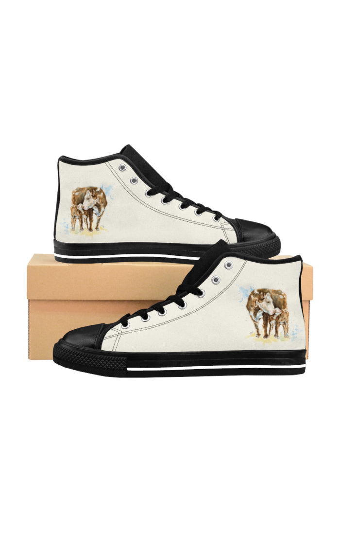 Mother's Love High-Top Sneakers | ShopMFA.com