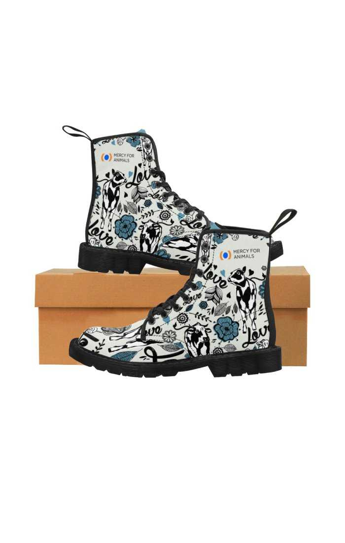 'Love' Notions Boots | ShopMFA.com