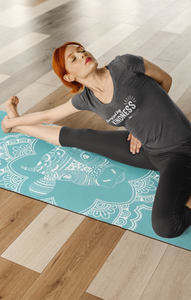 'Kindness' Exercise Mat | ShopMFA.com
