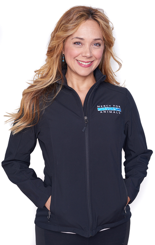 Ladies Soft Shell Jacket | ShopMFA.com