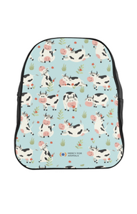 Merry Moo's Backpack | Printify