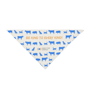 'Be Kind' Animal Bandana | ShopMFA.com
