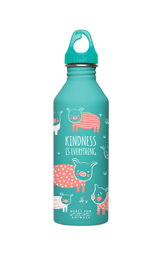 Pig 'Kindness' Bottle | ShopMFA.com