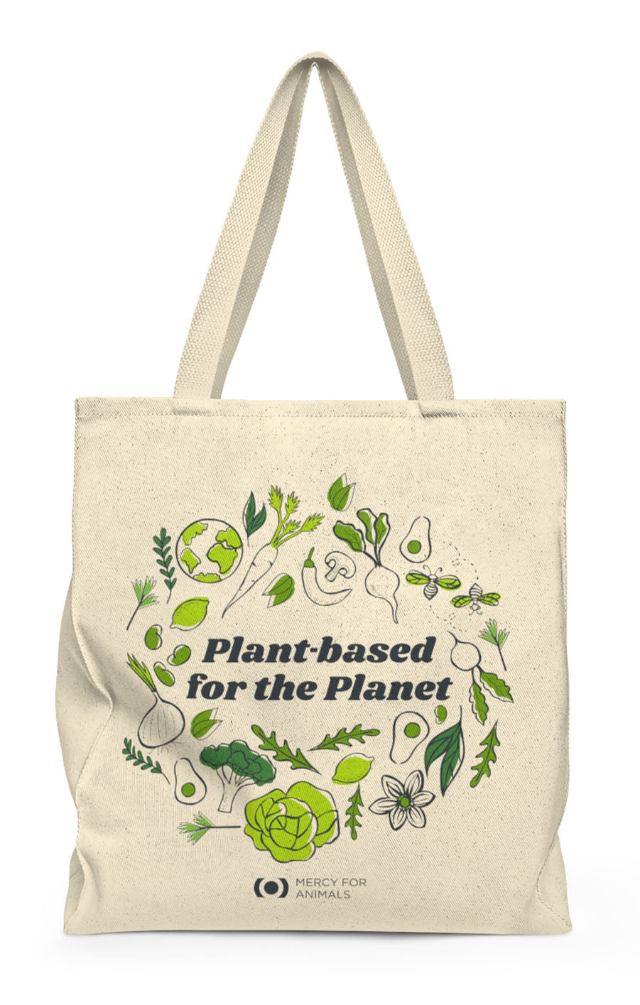 'For the Planet' Tote