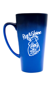 'Rise and Shine' Mug | ShopMFA.com