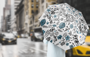 'Love' Notions Umbrella